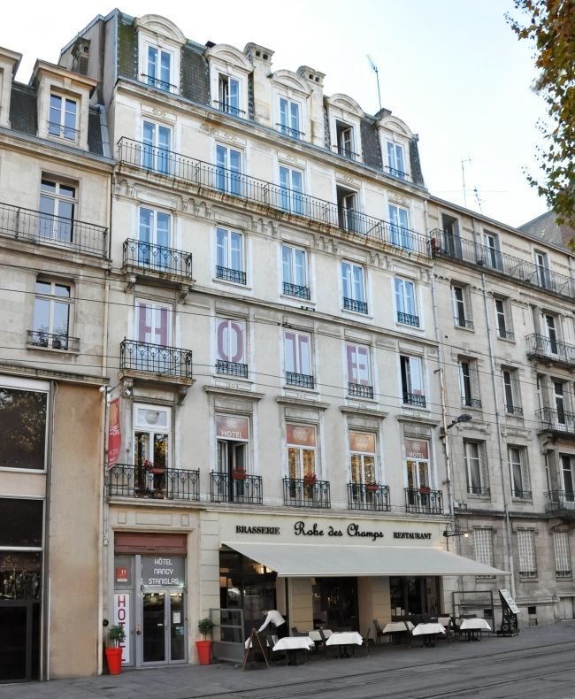 Hotel Nancy Stanislas